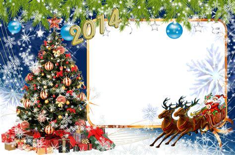 imagenes navidad 2014 marcos para fotos de navidad 2014 dise 241 os variados