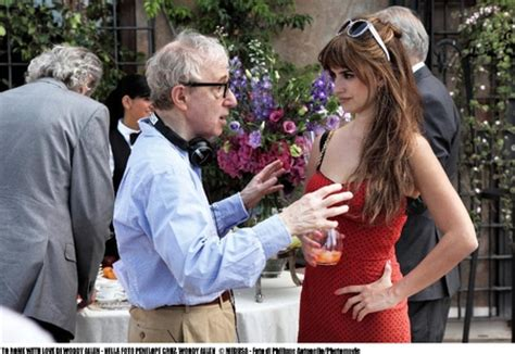 Penelope To In New Woody Allen woody allen to rome with collider