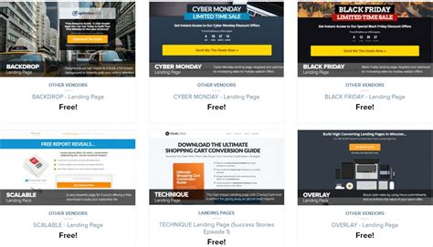 5 wordpress plugins to create high converting landing pages