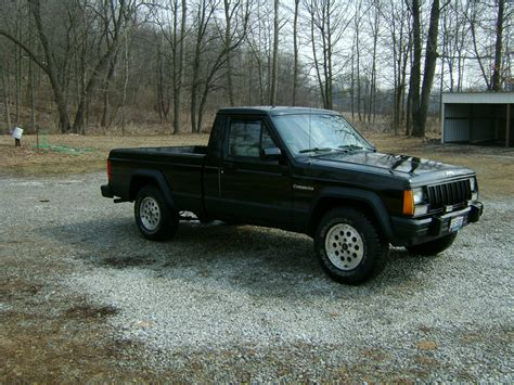jeep pickup comanche 1989 jeep comanche eliminator standard cab pickup 2 door 4
