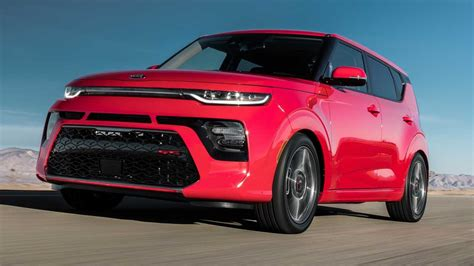 2020 Kia Soul Gt Line by 2020 Kia Soul Gt Line Turbo Motor1 Photos