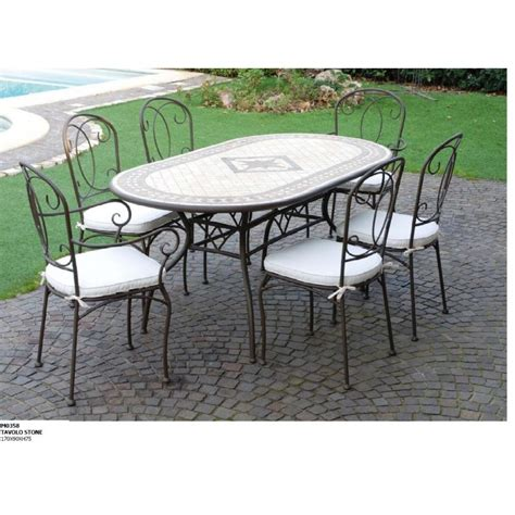 tavolo in ferro da esterno tavolo cucina tavola pranzo tavolo da esterno arredo