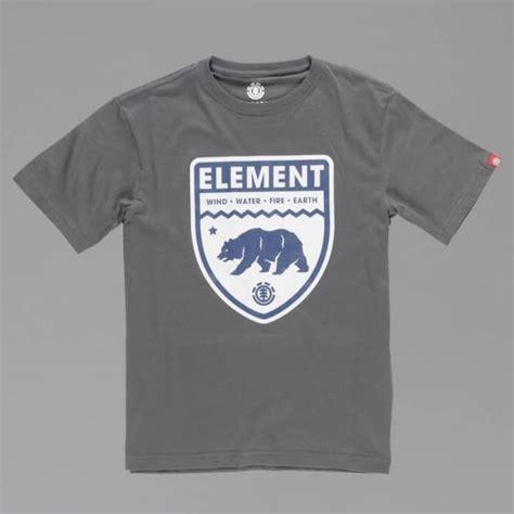 Sweater Element Skate For 2 Zalfa Clothing element skateboards go through youth skate t shirt