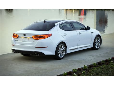 2014 Kia Optima Reliability 2014 Kia Optima Pictures 2014 Kia Optima 34 U S News