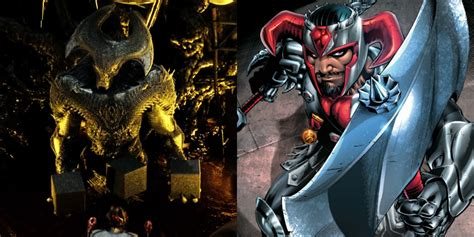 Justice League Film Villain | justice league movie villain possibly revealed