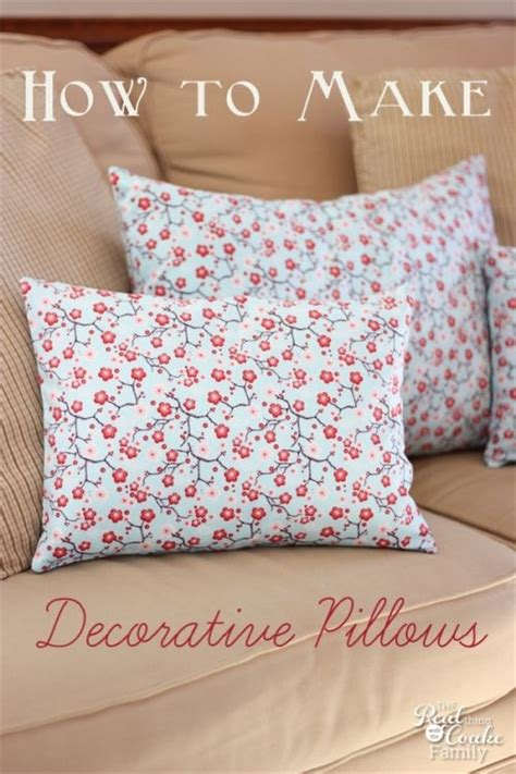 sewing pattern envelope pillow cover how to make decorative pillows make envelope pillow