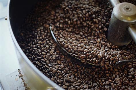 tentang proses penyangraian kopi majalah otten coffee
