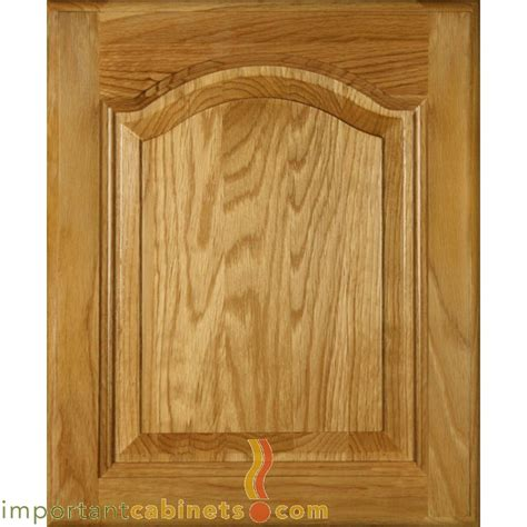 Cathedral Cabinet Doors Cathedral Country Oak Raised Panel Cabinets Cabinet