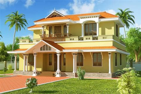 kerala home design elevation at 2550 sq ft