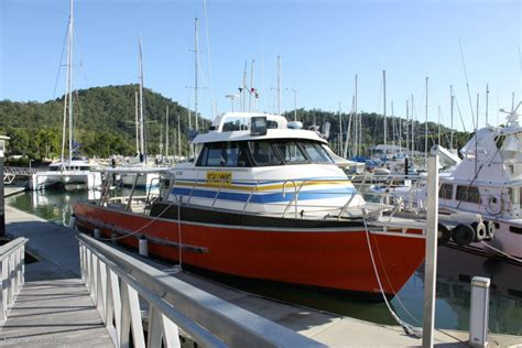 used boats cairns aluminium workboat power boats boats online for sale