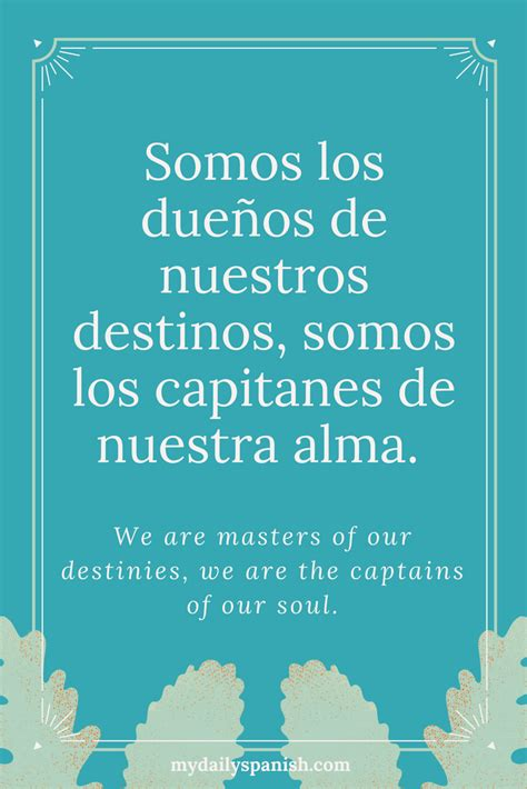 somos the best we 8490434085 the best spanish motivational quotes