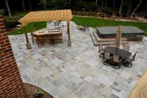 Stamped Concrete Over Existing Patio by Are Stamped Concrete Patios Affordable And Appealing