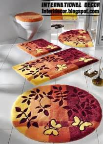 bathroom rugs set 10 modern bathroom rug sets baths rug sets models colors