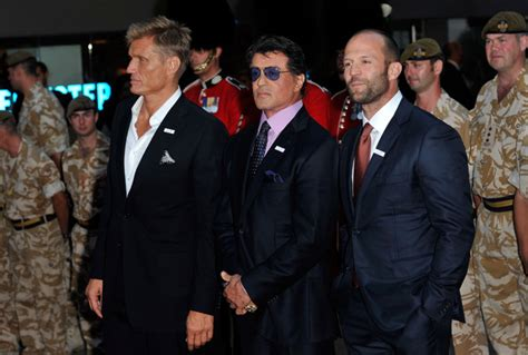 film with jason statham and sylvester stallone sylvester stallone and dolph lundgren photos photos the
