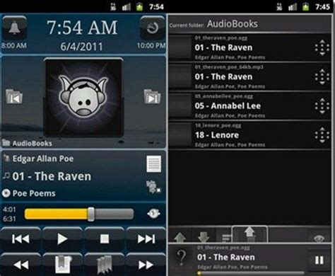 audiobooks for android audio books free android