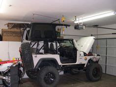 Jeep Roof Hoist Awesome Hardtop Jeep Roof Lift System Home