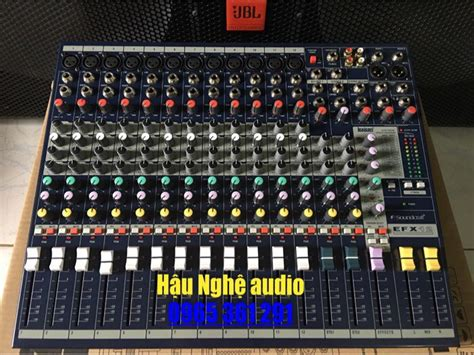 Mixer Audio Soundcraft Efx84usb mixer b 224 n soundcraft efx 12 line nh蘯ュp kh蘯ゥu m盻嬖 100 gi 225 3 300 000苟 g盻絞 0965 361 291 qu蘯ュn