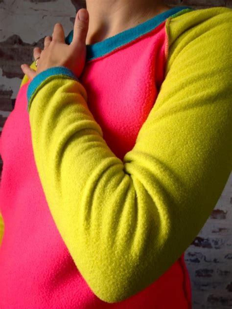 I Feels Yeah Raglan neon raglan made by julianne