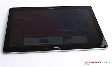 Samsung Tab Note 2 kort testrapport samsung galaxy note pro 12 2 tablet notebookcheck nl
