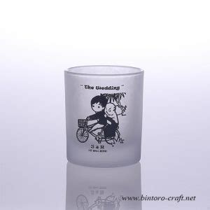 Gelas Sablon Ukuran Mini berbagi kebahagiaan dengan 7 gelas mini sebagai suvenir