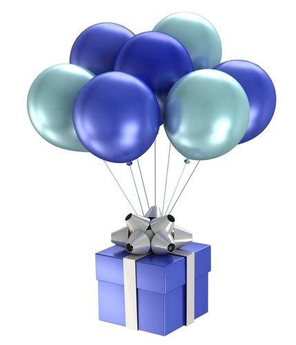 imagenes de regalo con globos deamor obsequios para los novios