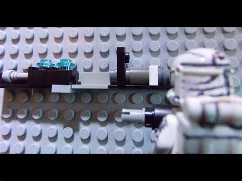 lego sniper tutorial lego star wars republic commando blaster sniper and anti