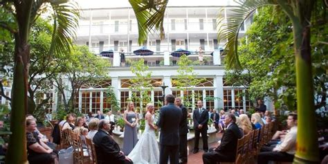 Wedding Venues New Orleans by Royal Sonesta New Orleans Weddings Get Prices For