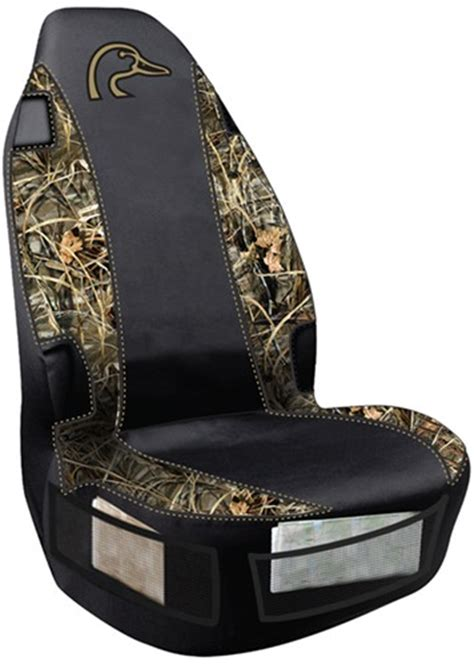black duck camo seat covers ducks unlimited universal fit seat cover