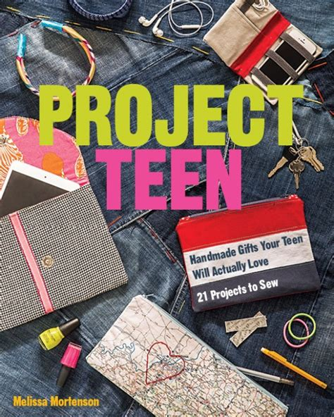 Handmade Gifts For Teenagers - polka dot chair book project by mortenson