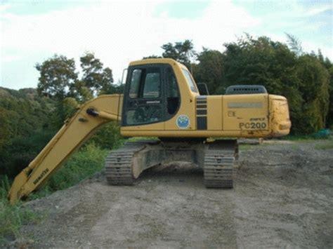 Shop Manual Komatsu Excavator Pc200 8mo komatsu pc200 6 pc200lc 6 pc220 6 pc220lc 6 service manual downlo