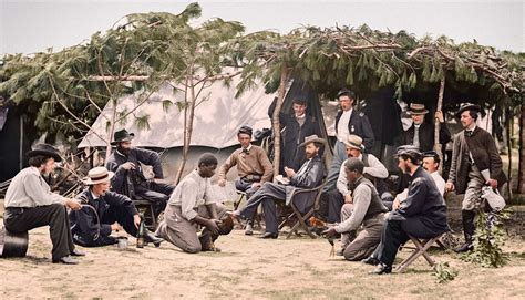 civil war pictures in color the civil war in color 28 stunning colorized photos that