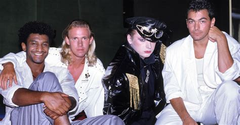 culture club     band announce    reuniting  uk performance mirror