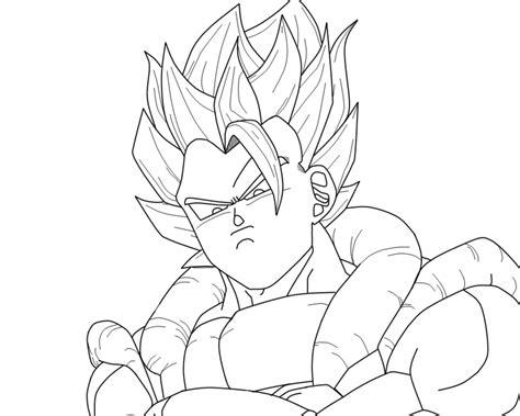 dibujos para colorear de goku super saiyan 4 search gogeta ssj4 para dibujar imagui