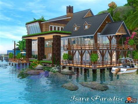 Gamis Aida Salem 229 best images about the sims 3 house design on