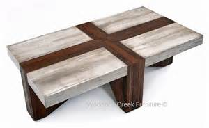 Rustic Chic Coffee Table Rustic Chic Mountain Modern Coffee Table Eco Friendly