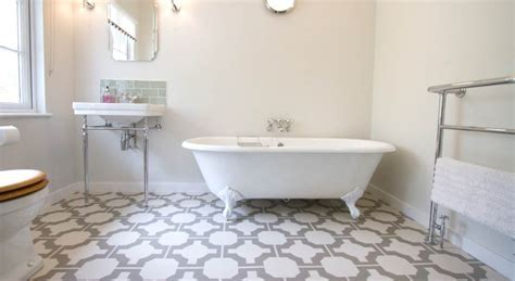 Bathroom Flooring Ideas   Luxury Vinyl Tiles by Harvey Maria