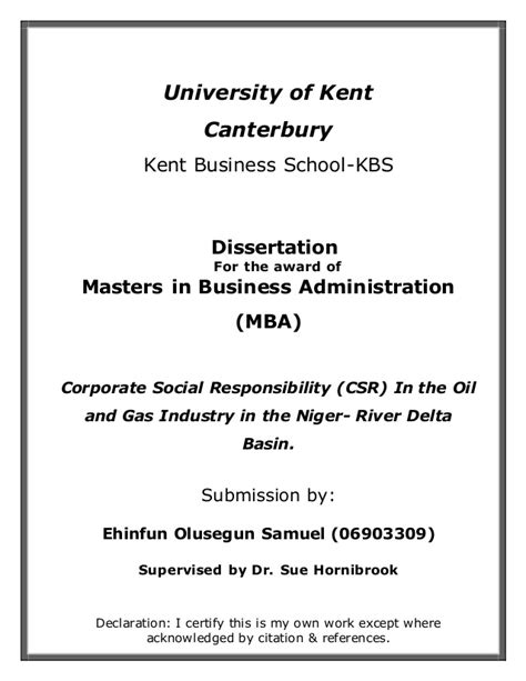 dissertation topics in and gas management dissertation topics in and gas project management