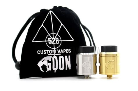 Combo Goon 1 5 Rda With Doctips goon v1 5 rda by 528 customs 24mm cl two post