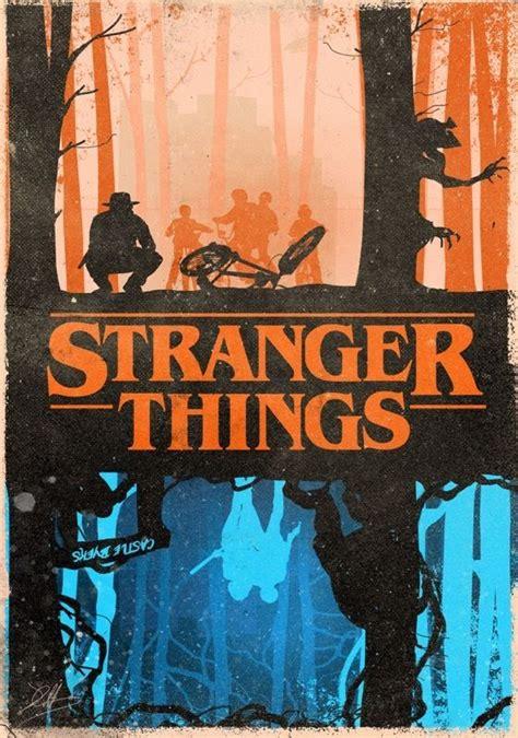 bioskopkeren stranger things season 1 stranger things season 1 photo print poster tv series show
