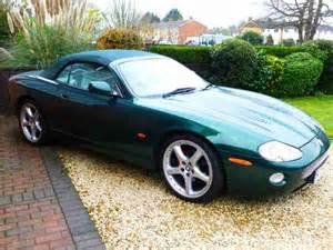 Green Jaguar Convertible Jaguar 1998 Xk8 Convertible Auto Racing Green 20