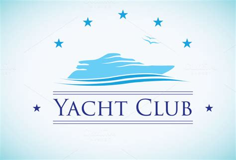 yacht logo the gallery for gt yacht club logos