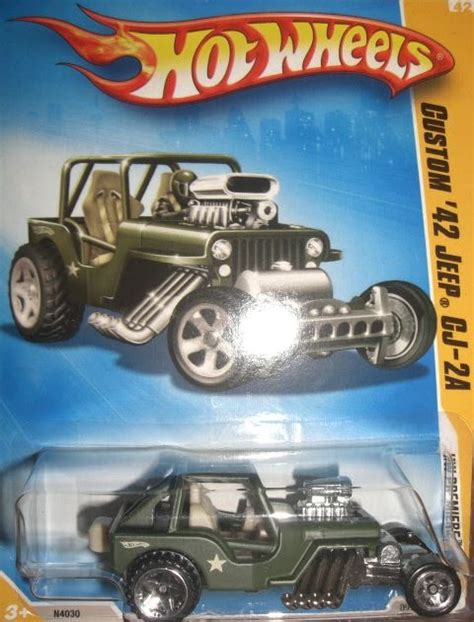 Diecast High Speed Skala 195 bimbim diecast metal diecast 0046 wheels custom 42 jeep cj 2a