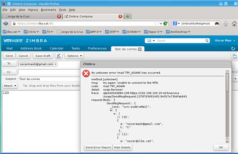tutorial servidor de email zimbra el blog de jorge de la cruz zimbra haciendo uso de