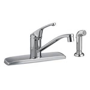 American Standard Kitchen Sink Faucets American Standard Colony 4175201 Single Handle Kitchen