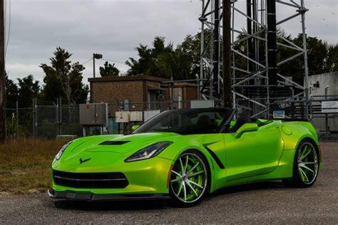 Color Match Auto Paint by Corvette C7 By Forgiato Wheelstuningcult