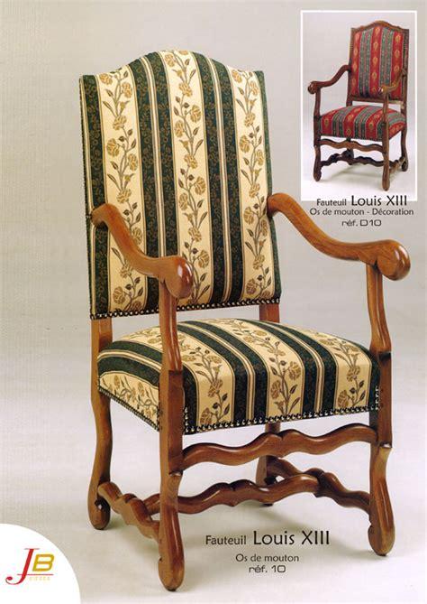 Fauteuil Louis Xiii Os De Mouton fauteuil louis xi owhfg