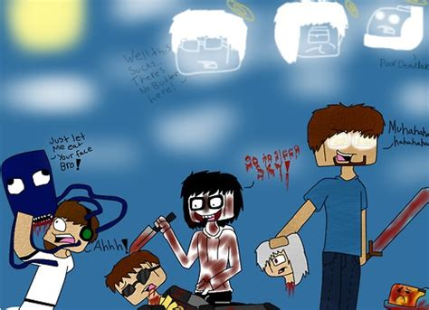 Army Of The Sky skydoesminecraft butter squid www pixshark images