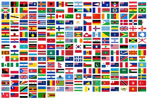 flags of the world by country country flags more photos