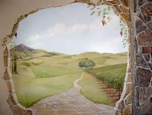 trompe l oeil wall murals trompe l oeil wall mural for the home pinterest