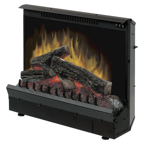 Dimplex Electric Fireplace Insert Dimplex 23 In Electric Fireplace Insert Fireplace Inserts Logs At Hayneedle